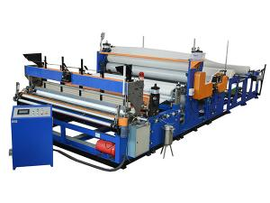 Full Automatic Rewinding Machine