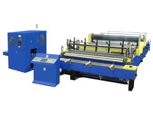 Kitchen Towel Production Line(with Rewinder, Slitter)